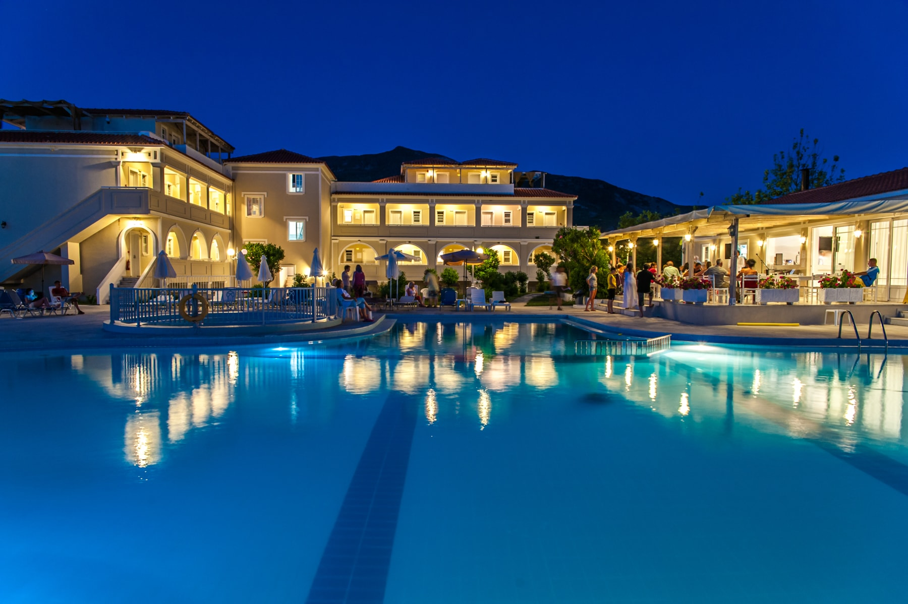Zante klelia beach hotel zakynthos for All inclusive luxury beach resorts